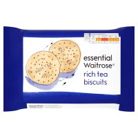 essential Waitrose rich tea biscuits