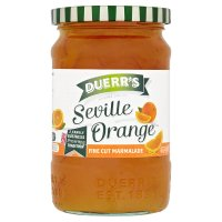 Duerr's fine cut Seville orange marmalade