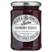 Wilkin & Sons seedless raspberry conserve