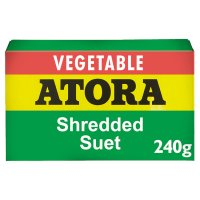 Atora light shredded vegetable suet