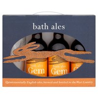 Bath Gem Ale with Glass pack