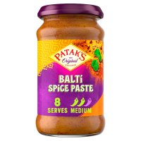 Patak's medium balti curry paste
