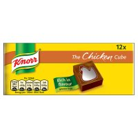 Knorr 12 pack chicken stock cubes