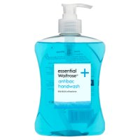 Waitroseh antibac cleansing handwash