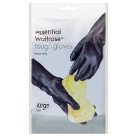 Waitrose large heavy duty gloves