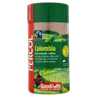 Percol Fairtrade Colombia Instant Coffee