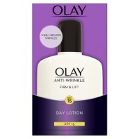 Olay Anti-wrinkle Firm & Lift Daily Moisture Fluid SPF15