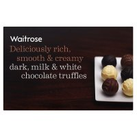Waitrose truffle assortment&nbsp;image