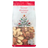 Waitrose Christmas mixed nut kernels