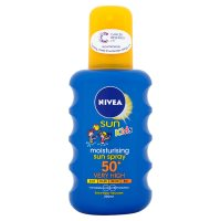 Nivea sun kids 50+ coloured sun spray