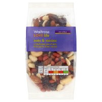 Waitrose LOVE life mixed nuts & raisins