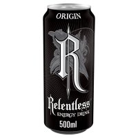 Relentless Original single can