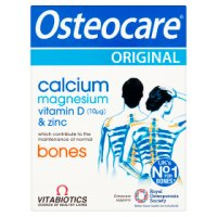 Vitabiotics tablets osteocare original