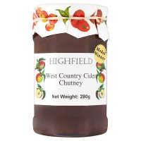 Highfield preserves west country cider
