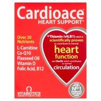 Vitabiotics capsules cardioace 30s