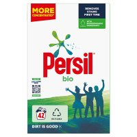 Persil bio laundry powder, 45 washes