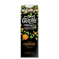 Grove Organic premium orange juice