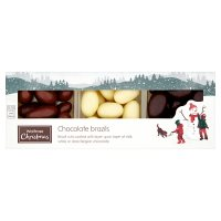 Waitrose Belgian chocolate brazil nuts