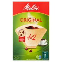 Melitta 2 cup filter papers