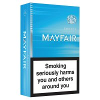 Mayfair smooth cigarettes