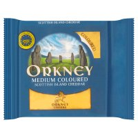 Orkney Scottish medium Cheddar