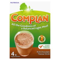 Complan chcolate flavour
