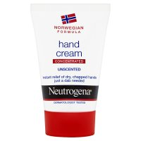Neutrogena hand unscented cream