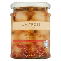Waitrose spiced & pickled onions