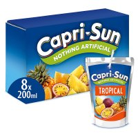 Capri-Sun Tropical lunchbox pack