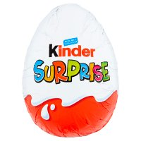 Kinder surprise milk chocolate egg