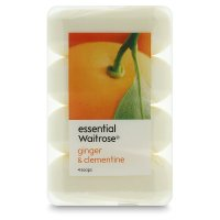essential Waitrose clementine & ginger soap