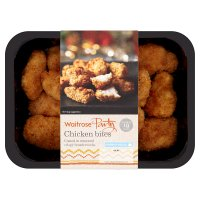 Waitrose Party chicken breast bites