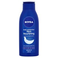 Nivea rich body moisturiser
