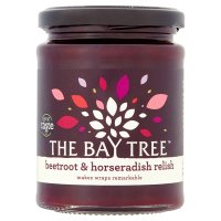 Bay Tree beetroot & horseradish relish