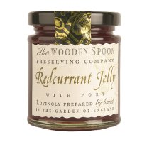 The Wooden Spoon redcurrant jelly