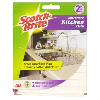 Scotch-Brite kitchen cloth