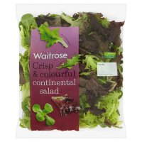 Waitrose continental salad