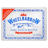 Wheelbarrow Dutch unsalted butter