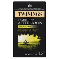 Twinings traditional afternoon loose tea