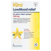 Kira St John's wort extract tablets