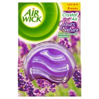 Air Wick crystal air, lavender & garden camomile