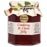 Highfield preserves jelly cranberry & claret