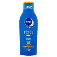 Nivea sun lotion 15