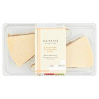 Waitrose 2 New York cheesecake slices