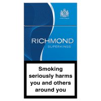 Richmond Superkings cigarettes