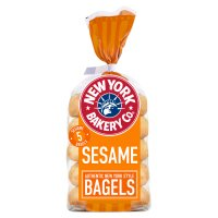 New York Bakery Co. Sesame Bagels