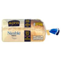 Hovis Nimble white sliced bread