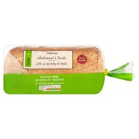 Waitrose LOVE life wholemeal & seeds thick sliced bread
