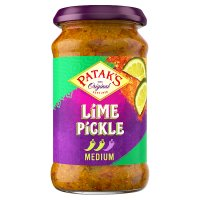 Patak's medium hot lime pickle