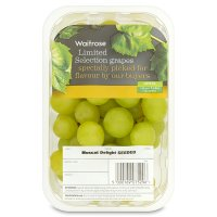 Waitrose limited edition speciality grapes